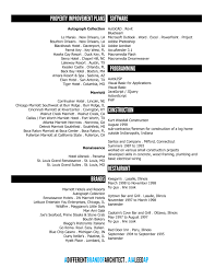plumber resume sample chief software architect cover letter resume