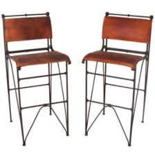 Cb2 Bar Stools Roadhouse Leather Bar Stools Cb2 Leather Bar Stool In Home Design
