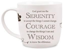 serenity prayer mug cbc distributors serenity prayer