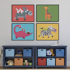 Kawaii Home Decor by Compare Prices On Zebra Print Wall Decor Online Shopping Buy Low
