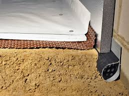 our complete crawl space vapor barrier system