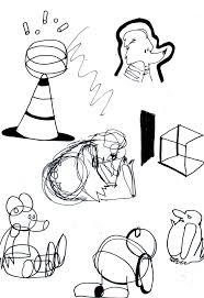 icecubes the comic strip random sketches