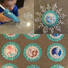 Christmas Ornaments Diy Pinterest by Best 25 Frozen Ornaments Ideas On Pinterest Frozen Christmas