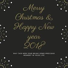 merry and happy new year 2018 hd pictures wallpapers