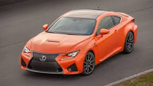 lexus rc f sport 2017 2016 lexus rc f review and test drive with price horsepower and