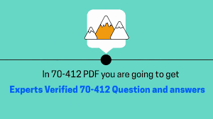 70 412 pdf real it certification training pass exam u0026 get