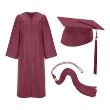 pink graduation cap graduation cap and gown