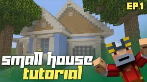 minecraft xbox 360 how to build a small house part 1 building