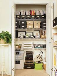 home office closet organization ideas small office organizing