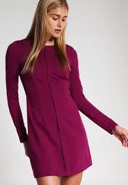 women dresses patrizia pepe jersey dress twisted purple patrizia
