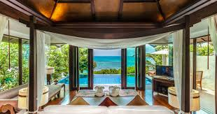 pool villa beachfront seaview ko samui chaweng boutique hotels