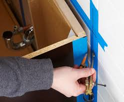 filling gaps between cabinets how to fill gap between bathroom cabinet and wall seeshiningstars