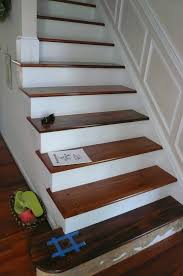 Installing Laminate Flooring On Stairs Laminate Flooring Stairs With Hardwood How To Installing Design
