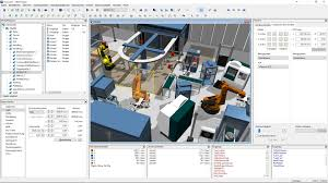 ciros studio for 3d factory simulation verosim solutions