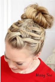 40 simple u0026 easy hairstyles for girls easy hairstyles