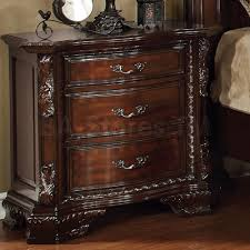 Bedroom Furniture Stores Nyc by Sale 4176 00 South Yorkshire 5 Pc Bedroom Set Cherry Bedroom