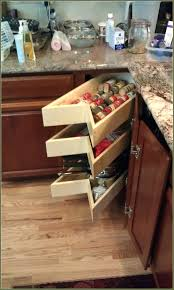 kitchen cabinet rolling shelves shelves marvelous kitchen corner wall shelf unit curved pull out