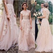 blush colored bridesmaid dress pink lace vintage bridesmaid dresses naf dresses