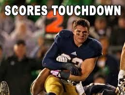 Football Player Meme - ridiculously photogenic football player cam mcdaniel weknowmemes