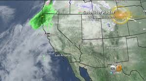 Weather Map Los Angeles by Weather Cbs Los Angeles