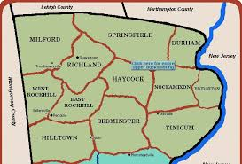 map of bucks county pa towns bucks county pennsylvania february 2012 marketing reports