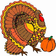 thanksgiving clipart turkey 95216