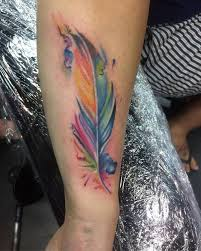 best 25 feather tattoo wrist ideas on pinterest peacock tattoo