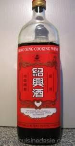 par quoi remplacer le vin jaune en cuisine ingrédients vin de riz shaoxing shaoxing cooking wine