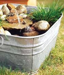 Mini Water Garden Ideas Small Water Feature Ideas Suipai Me