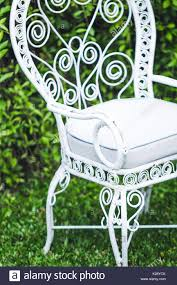 Metal Lawn Chairs Old Fashioned by Metal Garden Furniture Stock Photos U0026 Metal Garden Furniture Stock