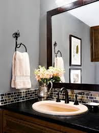 Bathroom Backsplashes Ideas Beautiful Ideas For Mirror Backsplash Tiles Design 17 Best Images