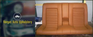Car Upholstery Services Vargas Auto Upholstery Offers Upholstery Restoration In Sunnyvale Ca