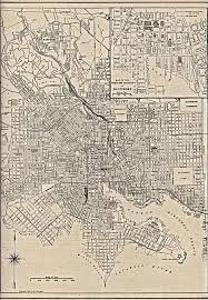 City Map Of New Orleans by