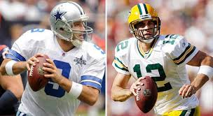 cowboys qb gets deal in romo rodgers comparison nfl