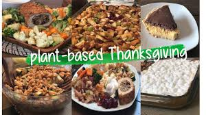 five simple plant based thanksgiving meals
