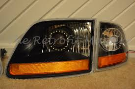 2000 F150 Tail Lights 1997 2003 Ford F 150 Headlight Retrofits The Retrofit Masters