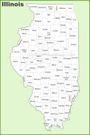 Evanston Illinois Map by Illinois State Maps Usa Maps Of Illinois Il
