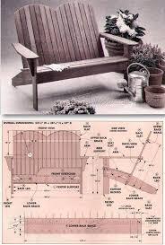 Cedar Adirondack Chair Plans Best 25 Craftsman Adirondack Chairs Ideas Only On Pinterest
