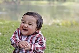 Blank Meme Generator - baby laughing blank template imgflip