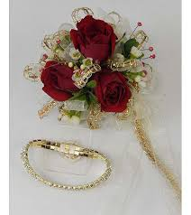 Red Rose Wrist Corsage Red Sweetheart Rose Wrist Corsage In Bloomington Il Forget Me