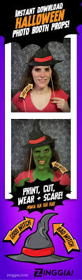 halloween photo booth props printable pdf halloween photo booth props instant download printable pdf