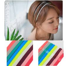 headband men men women hair accessories sports stretch headband hair