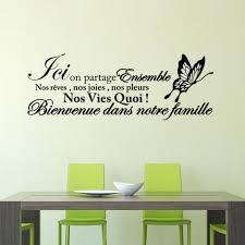 créative stickers muraux pour cuisine décoration à la maison fond d