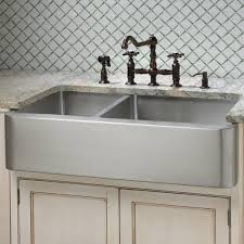 does bronze kitchen faucet go with stainless sink cliff kitchen