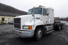 volvo tractor trailer dealer 1998 mack ch613 tandem axle sleeper cab tractor for sale by arthur