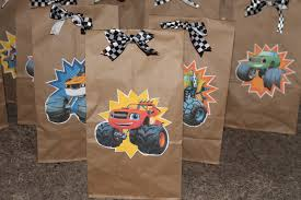best monster truck videos blaze and the monster machines birthday age cupcake toppers free