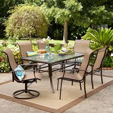 6 Piece Patio Dining Set - 7 piece patio dining sets clearance decoration