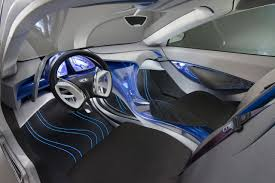 maserati models interior hyundai nuvis concept car concept pinterest cars car