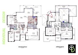 large floor plans home design modern 2 house floor plans industrial large