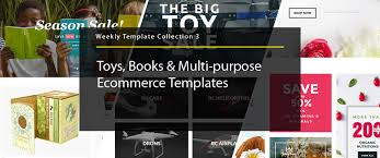 weekly template collection 3 toys books u0026 multi purpose